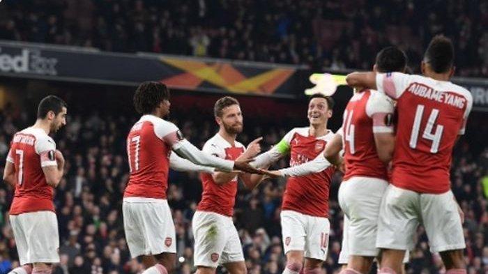 MALAM INI Jadwal Liga Inggris: Arsenal vs Everton dan Duel Manchester United vs Watford