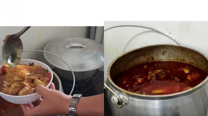 Arsik Tubis Daging Babi, Makanan Khas Tapanuli, Begini Resep Membuatnya