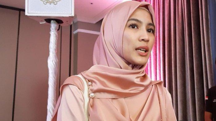 LAMA tak Muncul di TV,  Wajah Alyssa Soebandono Beda Setelah Ditinggal Dude Herlino Rela Jualan Roti