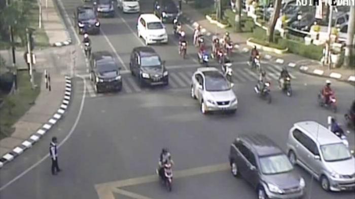 Arus Lalu Lintas di Kota Medan Ramai Lancar, Kastlantas: Pengendara Harus Bersabar
