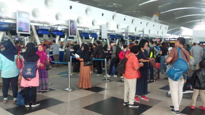 Ada Kebijakan Pelarangan Sementara Ibadah Umroh, Penerbangan Kualanamu - Arab Saudi Masih Berlanjut
