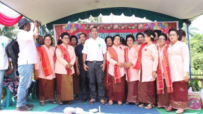 Jubir Tim Kampanye Jokowi-Ma'ruf Sebut Moria GBKP Jadikan Indonesia Kuat