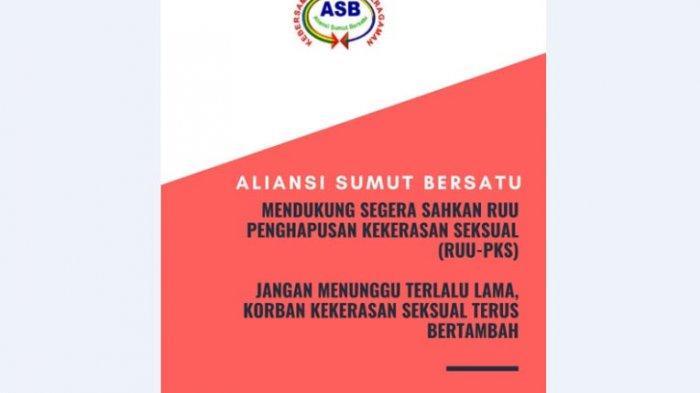 Bakal Dikeluarkan dari Daftar Prolegnas, ASB Desak DPR Bahas dan Sahkan RUU P-KS