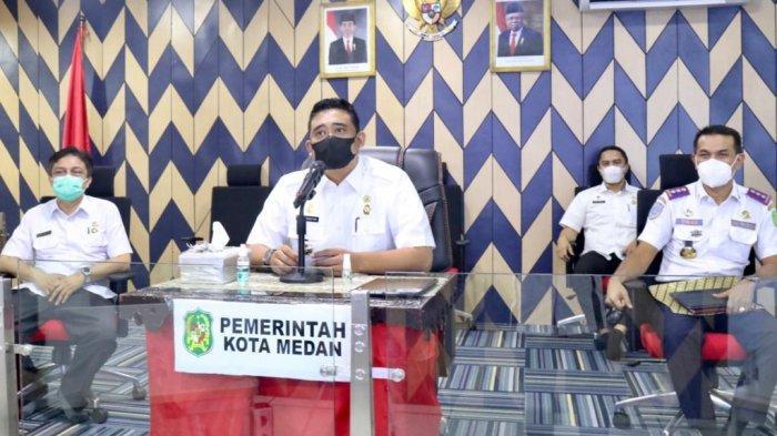 Pemko Medan Telah Siapkan Posko Pengawasan Peniadaan Mudik