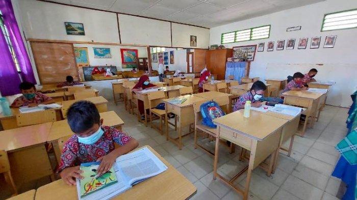 SD Negeri di Sergai Sudah Jalankan Asesmen Nasional dengan Pembelajaran Tatap Muka