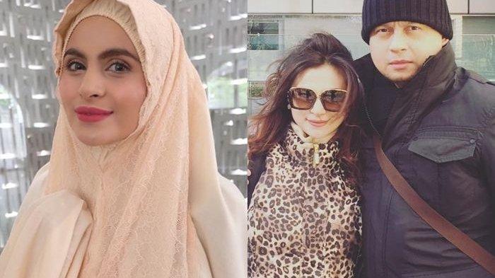 Asha Shara dan suami (instagram)