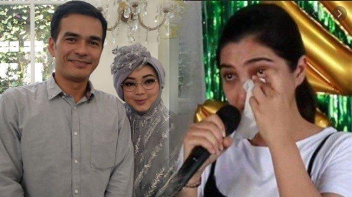 Ashanty merasa tak percaya dengan kabar Rina Gunawan meninggal Dunia