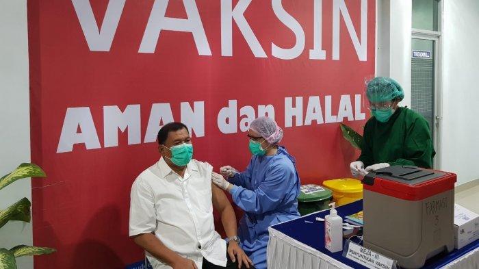 6.800 Orang Guru di Deliserdang Akan Ikuti Vaksinasi Covid-19