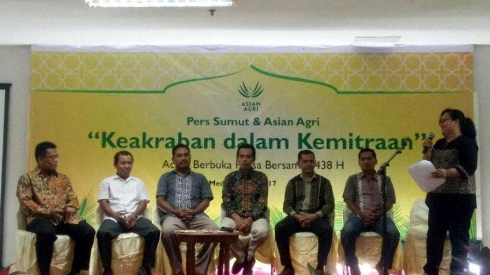 Asosiasi Petani Swadaya Amanah dapat Sertifikat ISPO