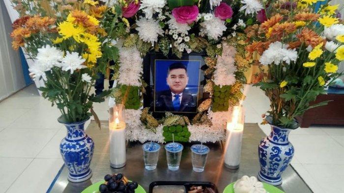 Asiong warga Medan yang ditemukan tewas di Tahura Berastagi, Tanah Karo