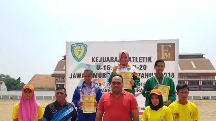 Jelang Kejurda Sumut, Atlet Lontar Martil, Pramoedyastri Sufallah Lakukan Latihan Rutin Ini