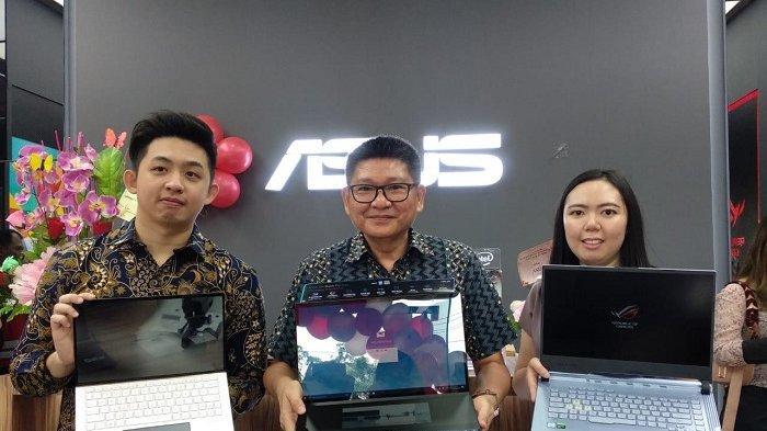 Warga Medan Bisa Jajal Langsung Laptop Asus di Asus Store Mikrotek