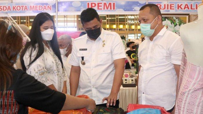 Bobby Nasution Ingin Pemko Bisa Jadi Pasar Bagi Produk UMKM Medan