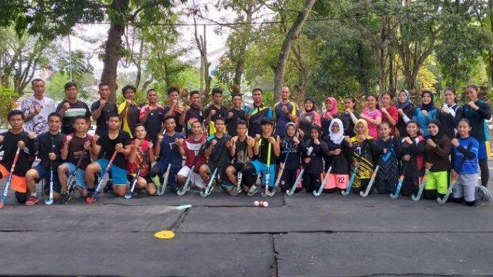Federasi Hockey Indonesia Sumut Persiapkan Tim PraPON 2019, Target Lolos PON 2020