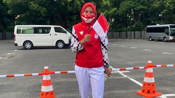 Atlet Binaan NPC Sumut Gunakan Seragam Defile Ini Di Opening Paralimpiade Tokyo 2020
