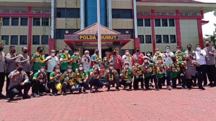 KABAR GEMBIRA, Polda Sumut Buka Peluang Atlet Berprestasi PON Papua Untuk Menjadi Anggota Polri