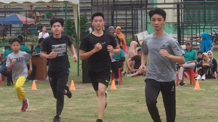 Jaring Atlet Binaan 2020, KONI Medan Gelar Tes Fisik dan Cek Kesehatan