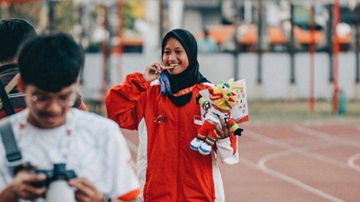 Atlet PPLP Sumut Halimatussakdiah Sabet Medali Perunggu di Asean Schools Games