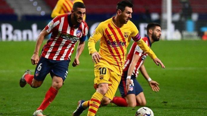 JADWAL Liga Spanyol Pekan Ini Barcelona Vs Atletico Madrid, Perebutan Puncak Klasemen