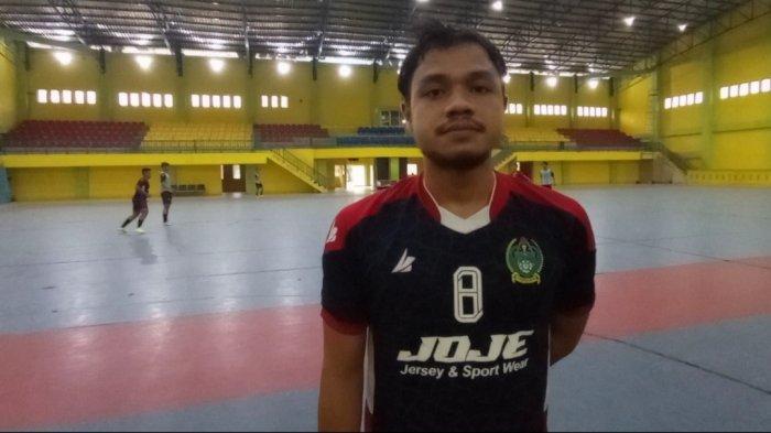 Jelang PON Papua, Kapten Tim Futsal Sumut Jaga Kekompakan Tim