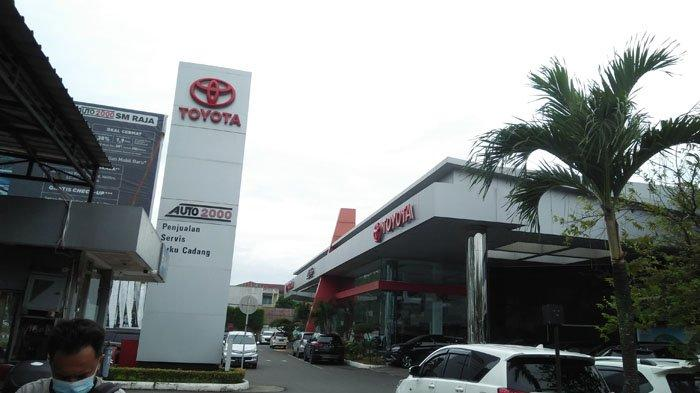 Avanza Anda Kena Recall, Gratis Ganti Fuel Pump di Bengkel Auto2000 Medan