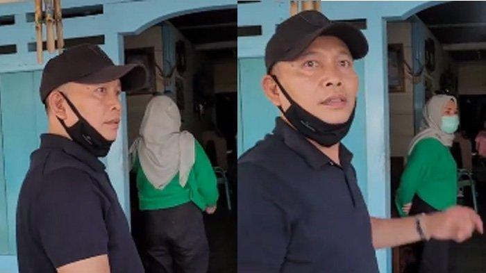 Geram Ayu Ting Ting Dibully, Umi Kalsum dan Ayah Rozak Beserta Seorang Polisi Mendatangi Rumah Haters