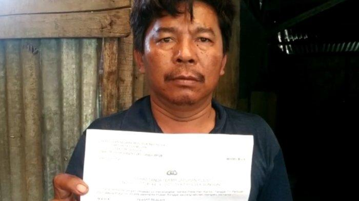 Ayah Korban Pembacokan di Warnet Sunggal Minta Pelaku Segera Ditangkap