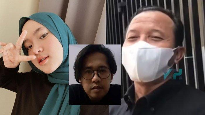 Nissa Sabyan, Ayus dan Haji Komar (Ayah Nissa Sabyan) -