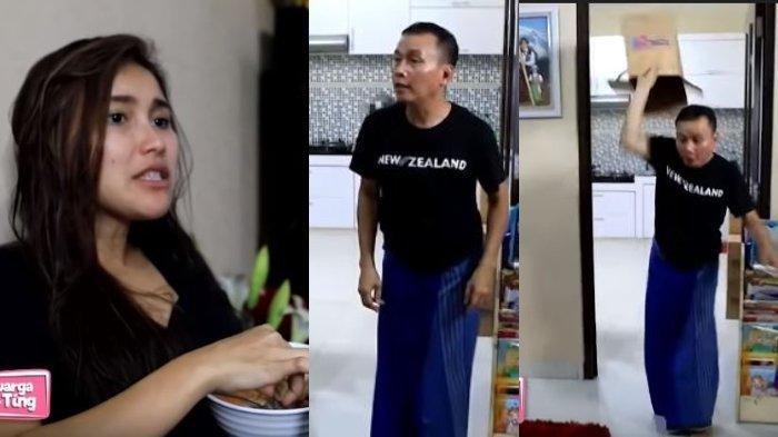 Sombongnya Memuncak, Ayah Ayu Ting Ting Remehkan Laporan  Polisi Ortu KD : Tinggalnya Aja di Kampung