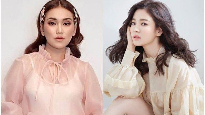 Ayu Ting Ting, Song Hye Kyo