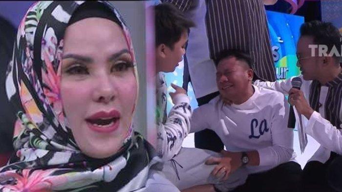 Angel Lelga Mengaku Merasa Bodoh saat Masih Bersama Vicky Prasetyo, Muntah Berisi Kain Kafan