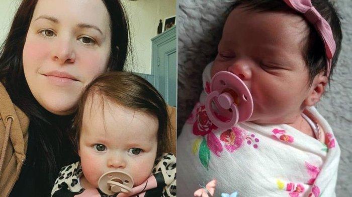 Hanya bermodalkan nekat dan berbekal tutorialYouTube, Stephenie Taylormelahirkanseorang bayi.