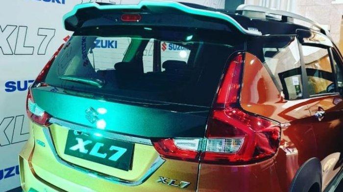 Dipersiapkan Untuk Jadi Rival Rush dan Terios, Begini Spesifikasi Suzuki XL7