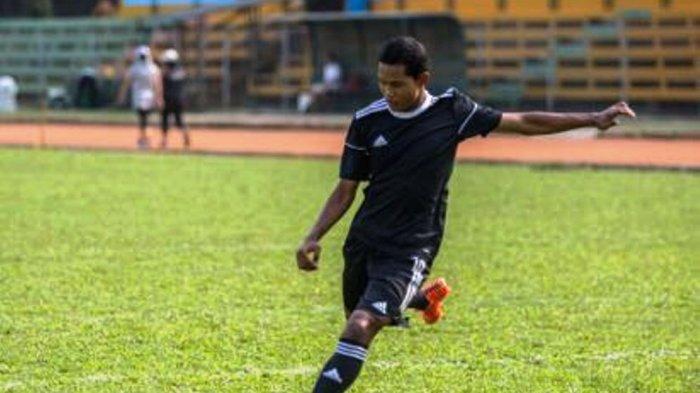 Amiruddin Bagus Kahfi: Hanya Inginkan Kemenangan Tim