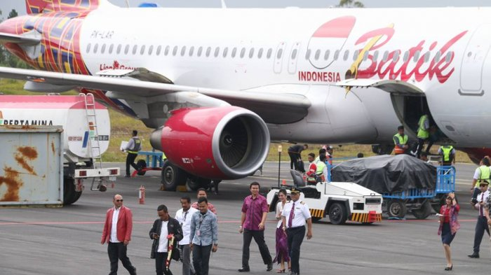 Lion Air Grup Buka Suara Soal Kembali Mengulahnya Pesawat Batik Air di Kualanmu