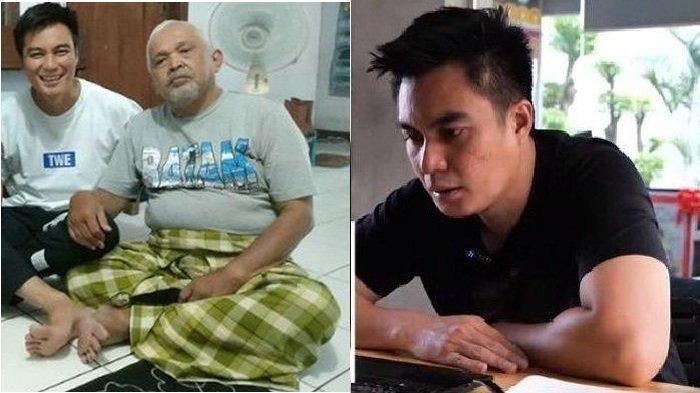 Janggal Ekspresi Wajah Kakek Suhud saat Bertemu Baim Wong Tanpa Senyuman, Kini Banjir Donasi