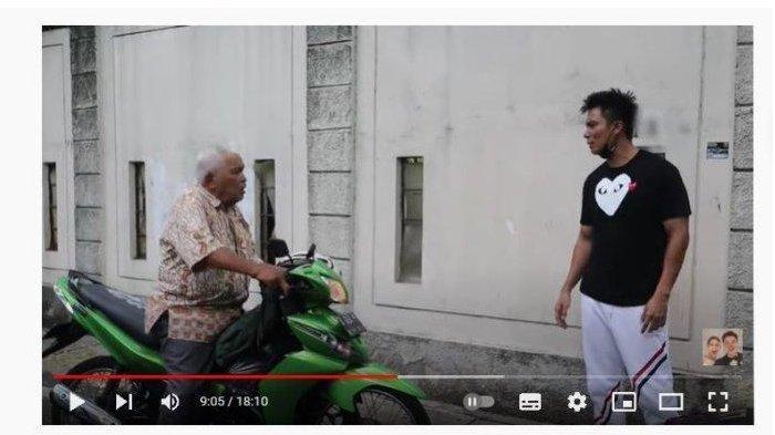 Kakek Suhud dan Baim Wong