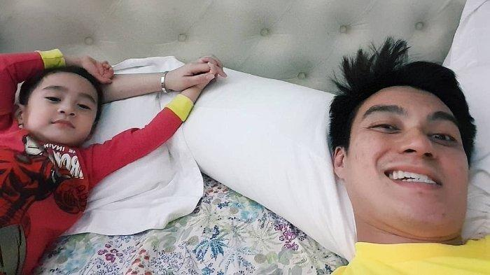 Rafathar Tolak Uang THR dari Baim Wong, Alasan Putra Gigi Buat Kagum: 'Pinter Nih Ajarannya'