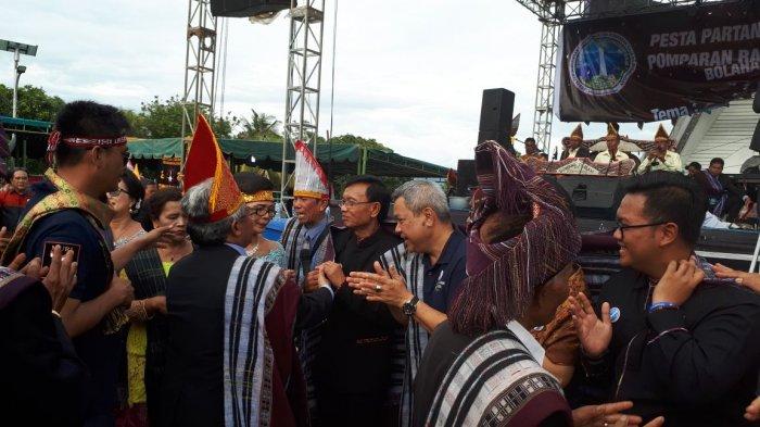 Dr Eddy Berutu: Acara Tugu Silahisabungan Peluang Pengembangan Wisata