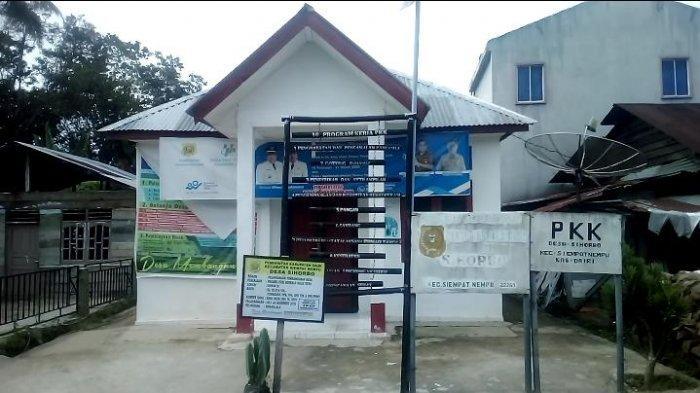 Warga Desa Sihorbo di Dairi Ribut Masalah BLT Dana Desa