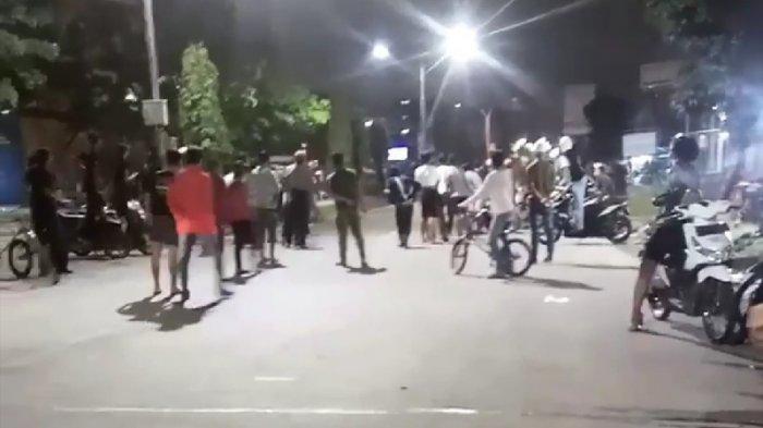 Balap Sepeda Marak Saat Pandemi di Medan, Pakai Jalan Raya Sebagai Arena, Bubar Saat Polisi Datang