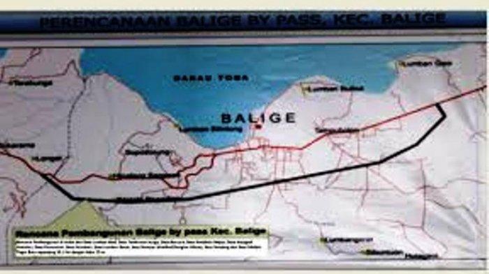 Celoteh Warga Terkait Pembangunan Balige By Pass yang tak Sesuai Rencana