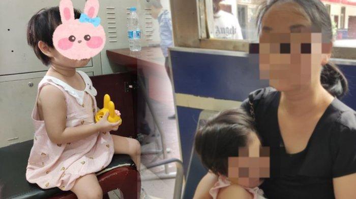 Balita 3 Tahun Ditinggal Sendirian di Parkiran, saat Ditelepon Polisi Orangtuanya Malah Bilang Gini