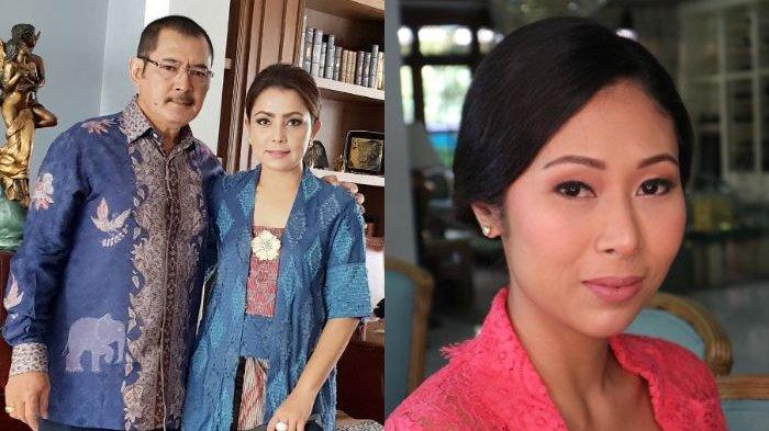 Bambang Trihatmodjo, Mayangsari, dan Gendis.