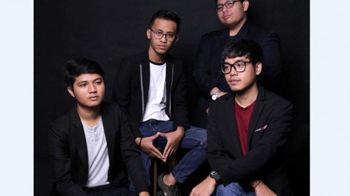 Band Lokal Inthesky Rilis Single Baru di Tengah Pandemi, Proses Produksi Patuhi Physical Distancing