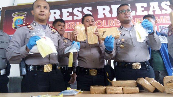 DORRR, Petugas Tembak Mati Bandar Narkoba yang Sempat Menganiaya Polisi