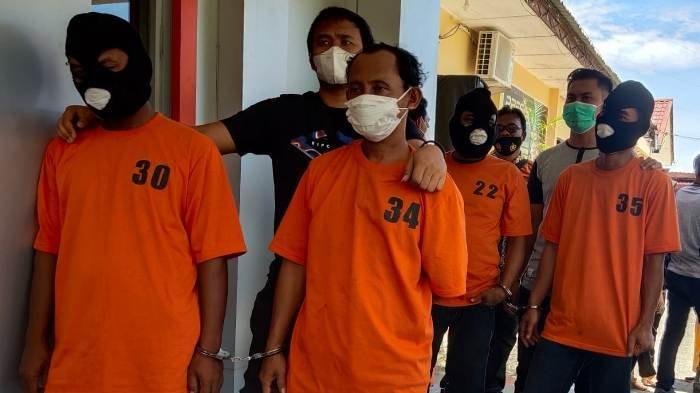 Dahsyat, Bandar Narkoba di Labusel Bisa Jual 300 Gram Sabu Dalam Sepekan