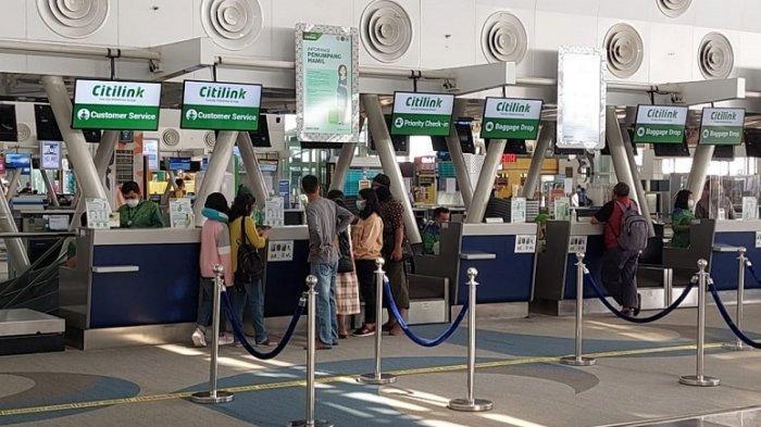PPKM Darurat Jawa-Bali Dimulai, Penumpang di Bandara Kualanamu Berkurang 35 Persen