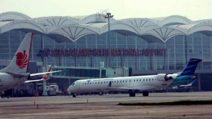 Tiket Pesawat - Alasan Kenaikan Tarif Batas Bawah, Pemerintah Ungkap agar Maskapai tak Kolaps