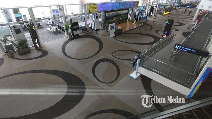 AP II Bandara Kualanamu Bantah Akan Ada Penutupan Terkait Covid-19 di Sumut